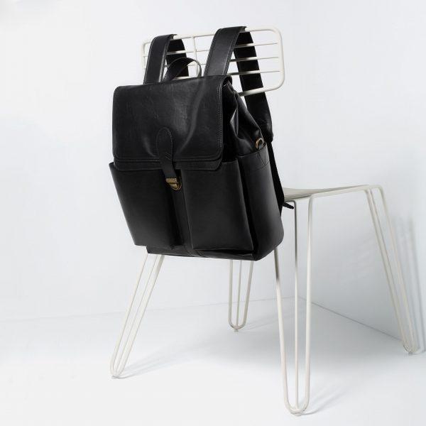 les sacs a dos homme en faux cuir zara citizenv. Black Bedroom Furniture Sets. Home Design Ideas