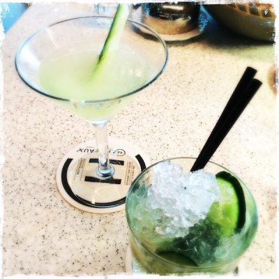 Cocktails Champeaux