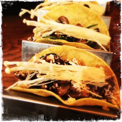 Luz Verde Tacos végétariens