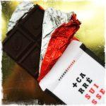 CHOCOLAT VEGAN CARRE SUISSE