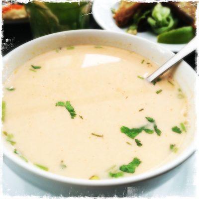 Soupe Thaï vegan 2ème Art