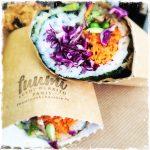 "Sushi burrito ""Midori"" Fuumi"