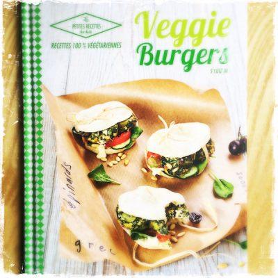 Veggie Burgers (Hachette pratique)