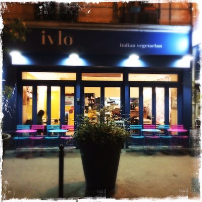 Restaurant Ivlo (italian vegetarian local organic)