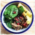 Buddha bowl vegan Le Laurette So Nat