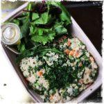 Risotto de quinoa super green Foodchéri