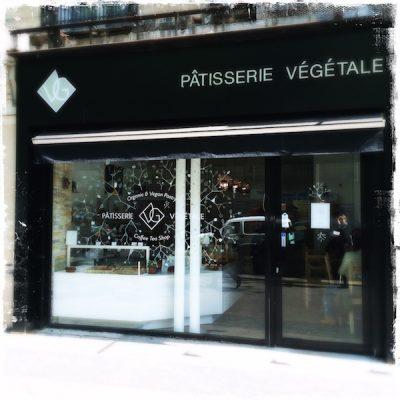 Viennoiseries véganes VG Pâtisserie