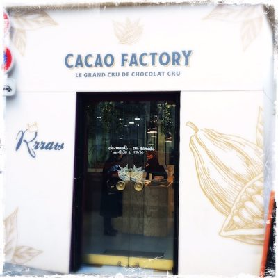 La Rrraw Cacao Factory