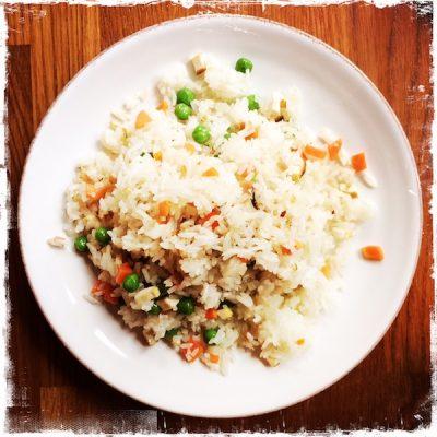 Riz cantonais végane Végébowl