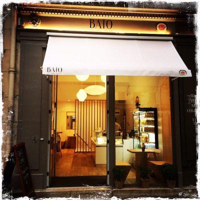 Tiramisu exotique végane The Friendly Kitchen Paris