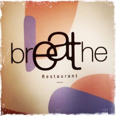 Breathe restaurant végane
