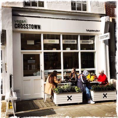 Crosstown Vegan Doughnuts Londres