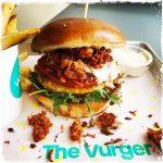 The Vurger burgers véganes Londres