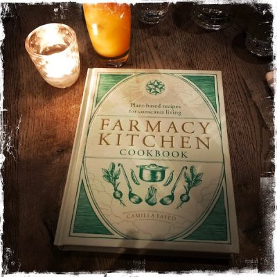 Restaurant végane Farmacy Londres
