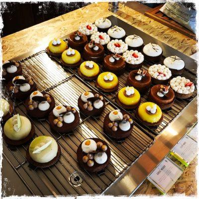 La pâtisserie végétale Oh Faon à l'hôtel Le Normandy