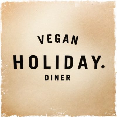 Holiday Vegan Diner