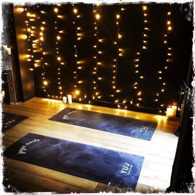 Studio yoga au Hoy Hôtel