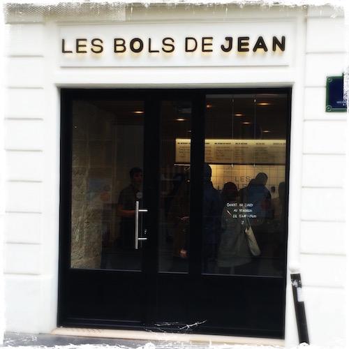 LES BOLS DE JEAN