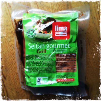 Seitan Gourmet Grill