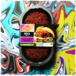 BBQ VEGGIE BURGER M&S