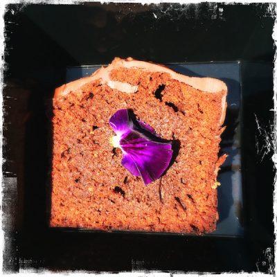 Fondant au chocolat La Guinguette d'Angèle