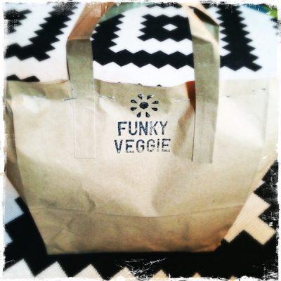 Panyeah Funky Veggie