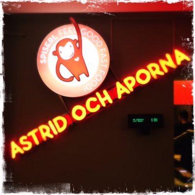 Astrid Och Aporna Copenhague