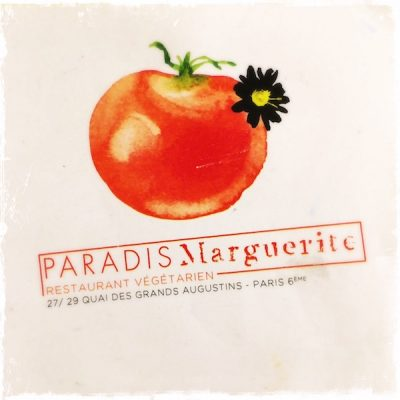 Restaurant végétarien Paradis Marguerite