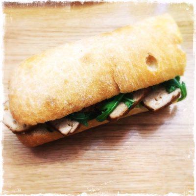 Sandwich végane A'Plum