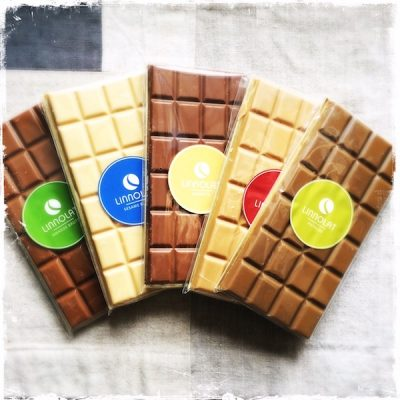 Le chocolat végane Linnolat