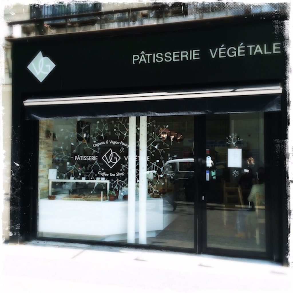 La pâtisserie végane VG Pâtisserie citizenV.