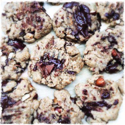 Cookies véganes