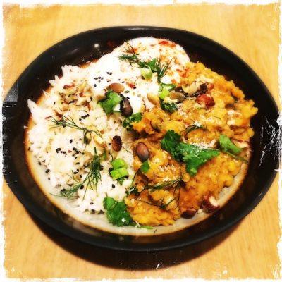 Curry de lentilles corail Savvy