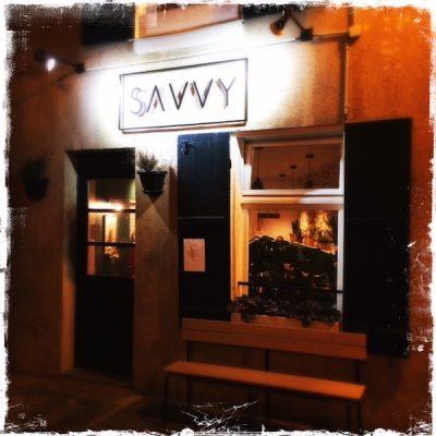 Restaurant végane Savvy