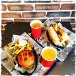 Cheese burger et Kebab Super Vegan