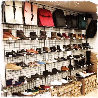 Chaussures véganes Aujourd'hui Demain