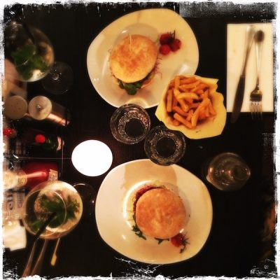 Burgers véganes Ellis Gourmet Burger
