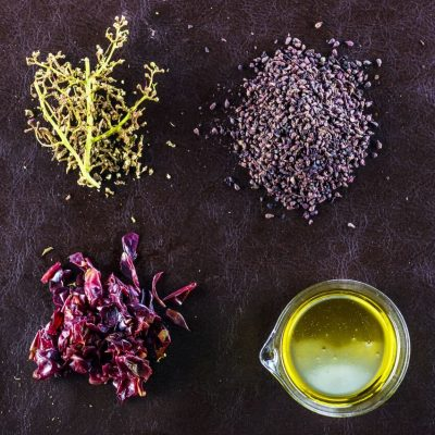 Le cuir végane de raisin Vegea