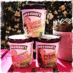 Les glaces véganes Ben & Jerry's