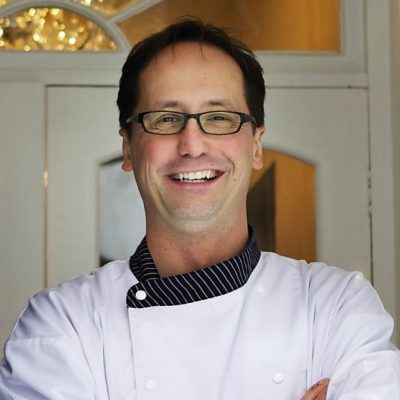 Chef Alexis Gauthier