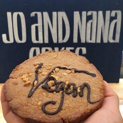 Cookie végane Jo and Nana Cakes
