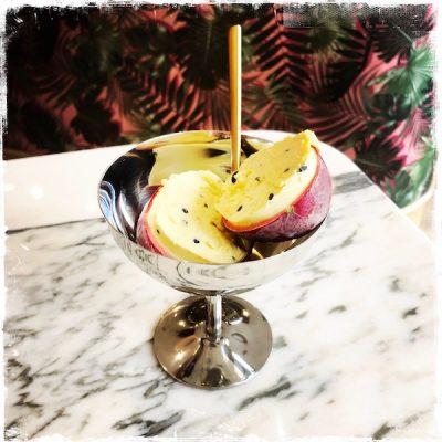 Fruit de la passion givré Fruttini by MO