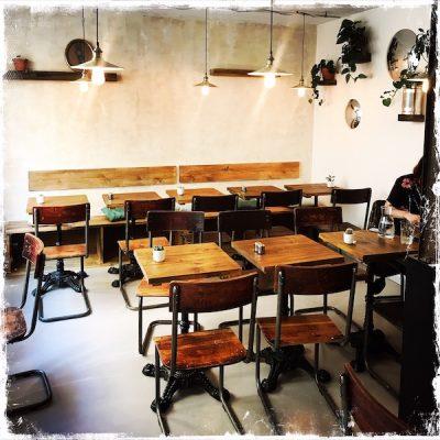 Le restaurant végane Mōpa