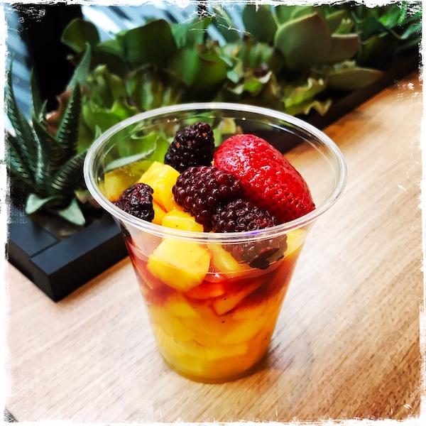 Salade de fruits Jak Healthy Paris