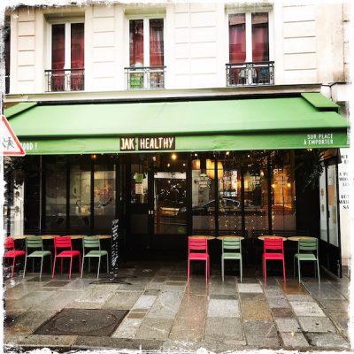 Jak Healthy Paris