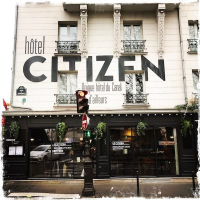 Le Citizen Hôtel Paris